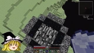【Minecraft】科学の力使いまくって永久光ができるまで Part09(終)【ゆっくり実況】