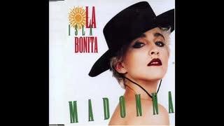 1986年06月20日 洋楽 「ラ・イスラ・ボニータ~美しき島」(マドンナ)
