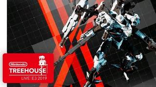 【日本語字幕付その1】E3 2019『DAEMON X MACHINA(デモンエクスマキナ)』E3 2019 Nintendo TreehouseLive part.1(日本語字幕版)