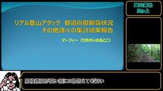 【ゆっくり】三ヶ上 山頂攻略_01:45:24【岡山県北リアル登山アタック】