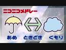 【ニコメドDJM参加作品】♪☂⇔☁♪【Amacmo】