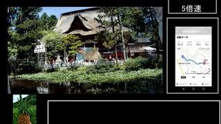 【登山RTA】山形県鶴岡市羽黒山神社【ゆっくり】