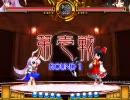 東方緋想天(6/4) 鈴仙vs霊夢 in Lunatic対戦スレ