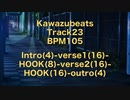【ニコラップトラック提供】Track23【井中蛙】