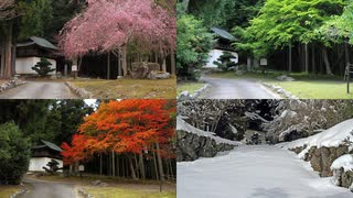 京都の四季(春夏秋冬)の写真集(1/2)