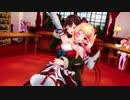 【アイドル部MMD】もち米で『恋は気まぐれイリュージョン!!』