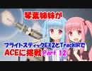 【ACE COMBAT 7】琴葉姉妹がフライトスティックEX2とTrackIRでACEに挑戦 12【VOICEROID実況】