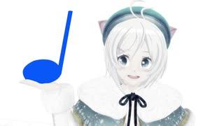 【アイドル部MMD】MUSIC♪ 再現