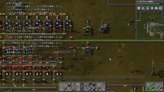 【Factorio】ファクトリオ 自動工場作成ゲー マルチ実況プレイ119