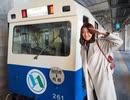 スイーツ娘「柏原美紀」のゆるっとふわ鉄旅 #7【四日市あすなろう鉄道 ナローゲージの小さな電車旅】