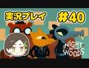 闇深発表会と作戦会議【NIGHT IN THE WOODS】#40