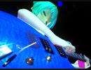 【MMD】白い雪のプリンセスは ギターの部品を頂いたので早速 テカリテスト~♪