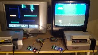 SMB1 & SMB3 TAS console verification
