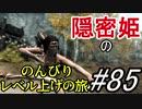 【字幕】スカイリム 隠密姫の のんびりレベル上げの旅 Part85