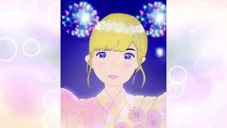 【ニコカラ】Whiteberry TVアニメReLIFE テーマ曲夏祭り♬ 【字幕付きフル】