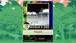 【譜面確認用】 Aragami 「蔵」 【チュウニズム外部出力】