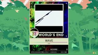 【譜面確認用】 WAVE 「割」 【チュウニズム外部出力】