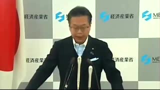 韓国の放射能風評嫌がらせ「福一原発処理水・食品放射線検査」世耕大臣会見
