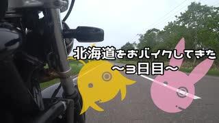 【ゆかマキ車載】北海道をおバイクしてき