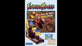 1986年07月00日 ゲーム エンデューロレーサー(アーケード) BGM 「Main BGM(メインテーマ)」(セガ)