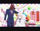 【メリーミルク】Lap Tap Love【MMD】