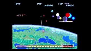 1987年04月00日 ゲーム SDI(アーケード) BGM 「System Down」(セガ)