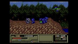 1990年02月02日 ゲーム 重装機兵レイノス(メガドライブ) BGM 「THEME FROM ASSAULT SUIT LEYNOS」