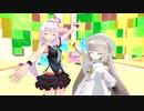 【MMD】とんとんまーえ!【カルロ・ピノ+メリーミルク】