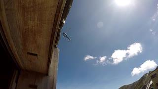 【三度目の挑戦】北アルプス・剱岳・その3の1.雷鳥沢⇒剱御前小舎(day.2)
