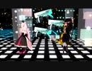 【MMD】Vキャスターと躍らせてみた!第一弾【ワールズエンド・ダンスホール】