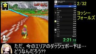 【再走】【マリオカートDS】 32コース RTA