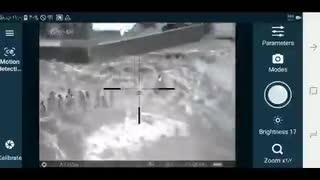 タリバンに投降するアフガン政府軍
