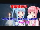【ACE COMBAT 7】琴葉姉妹がフライトスティックEX2とTrackIRでACEに挑戦 13【VOICEROID実況】