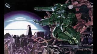 1988年10月25日 OVA 宇宙の戦士 挿入歌