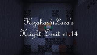 【Minecraft】きざはしるかの高さ縛りv1.14 第18話【ゆっくり実況】