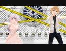 【MMD】創作キャラ男女でロミオとシンデレラ【VRoid】