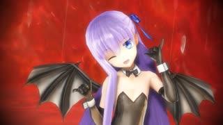 【fate/MMD】リリス(悪魔?)で「DEEP BL