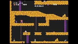 1985年12月07日 ゲーム スペランカー(FC) BGM集