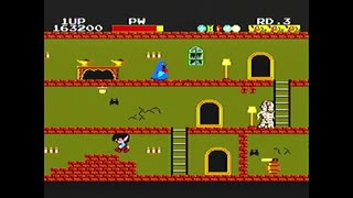 1986年04月21日 ゲーム ゴーストハウス(セガ・マークIII) BGM集(セガ)