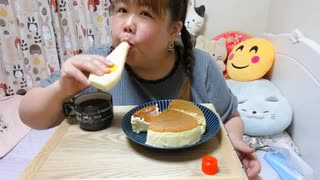 【ニートデブ】RIKURO'S焼きたてチーズケーキ&パブロバスクチーズケーキ&チューチュープリ