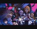 【ミリシタ新曲MV】赤い世界が消える頃 [1080p]