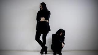 【ハミガキゴリラ】  罰ゲーム  踊ってみた 【kur!nika × わたみん】