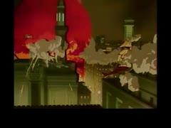 ジョジョの奇妙な冒険OVA 英語吹替版 [Adventure 12] Witness now my Stand which has the power to rule this world