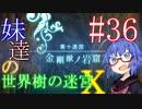 【世界樹の迷宮X】妹達の世界樹の迷宮X #36【VOICEROID実況】