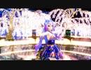 Ray MMD【Tell Your World】 Tda式改変 初音ミク 巡音ルカ Short Kimono