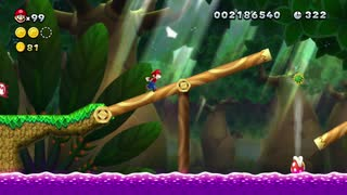 WiiU New Super Mario Bros. U (part 3 of