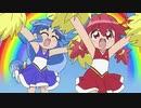 ふしぎ星のふたご姫 Gyu! ED3「チュルッチュ☆ロック!」ワンダー☆5