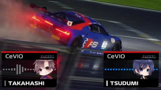 CeVIO Motorsports Radio #43