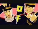 【金カムMMD】ロキ【宇佐美・二階堂】