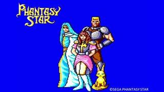 1987年12月20日 ゲーム ファンタシースター(セガ・マークIII) BGM 「ダンジョン1&2(FM音源版)」(セガ)